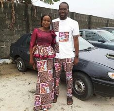 The most classic collection of beautiful traditional and ankara styles and designs for couples. These ankara styles collections are meant for beautiful African ankara couples Ghana Fashion, African Print Fashion, Africa Fashion, African Fashion Dresses, African Outfits, Mens Fashion, African Prints, Woman Fashion, Fashion Wear