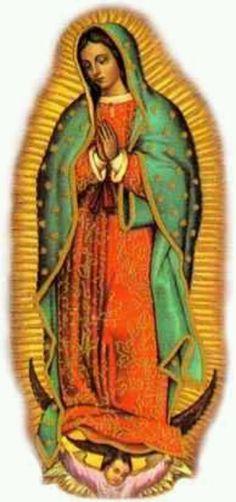 Virgin de Guadalupe