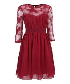 London dress company lace dress