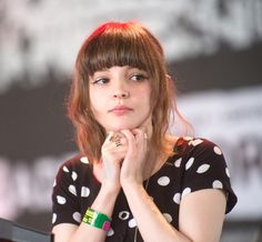 Lauren Mayberry Hot   Lauren Mayberry has 6 more images   Lauren Mayberry Celebrity News and ...