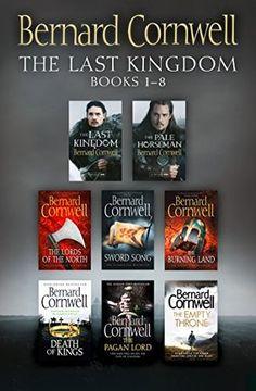 The Last Kingdom Series Books 1-8: The Last Kingdom, The Pale Horseman, The…