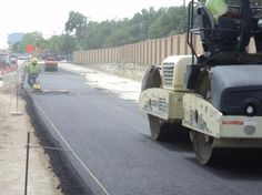 Frontage Road Construction between Marsh and Webb Chapel