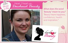 What does the word 'beauty' mean to YOU? Our Love, Website, Words, Health, Happy, Fun, Blog, Inspiration, Fin Fun