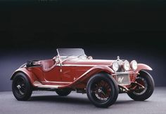 Alfa Romeo 6C 1750 5e série à compresseur spider Gran Sport 1931 €1.8 million…