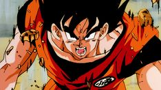 Perfectly Looped Anime Gifs You Can't Help But Stare At For some more great anime gifs check out my site Dragon Ball Z, Dragon Z, Dragon Ball Image, Dbz Manga, Z Warriors, Kasugano, Happy Cartoon, Fanart, Cartoon Drawings
