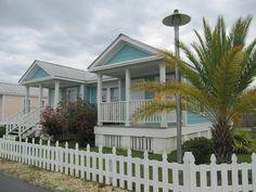 Ocean Springs, Mississippi ~ Cabanas | SunStates Management