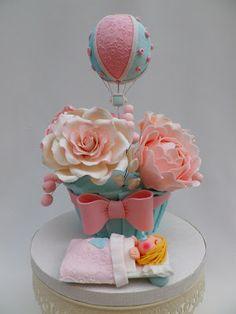 Cupcakes: Magdalenas historiadas: El comienzo y un Cupcake Gigante