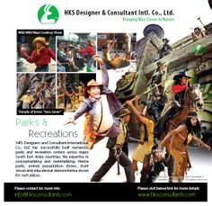 'HKS Designers' has successfully built numerous parks and recreation centers across major South East Asian countries. For more information and watch theme park show check this link: http://www.hksconsultants.com/parksandrecreation.html
