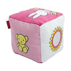 Miffy Pink Activity Cube – Modo Creations