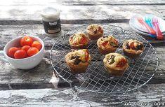 מאפינס ירקות לילדים שגם מבוגרים אוהבים - מתכון ששווה לאמץ I Love Food, Eating Well, Nom Nom, Muffin, Dishes, Cooking, Breakfast, Recipes, Kitchen