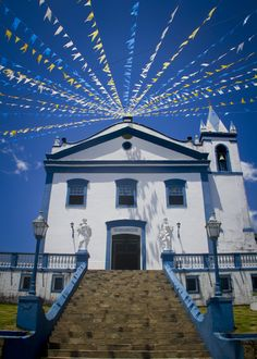 Ilhabela Church, Brazil