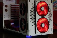 Corsair 600T PC Modding Umbau V2 - Teil 5 | Liquid Cooling PC - Farbtest - Maßtest