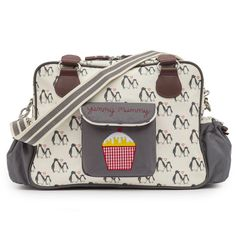 Yummy Mummy Penguin Love Changing Bag