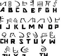 Agori Alphabet By Tahuzilla Alphabet Coloring Alphabet Letters Design Alphabet