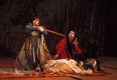Le Theatre du Soleil.   Henry IV.