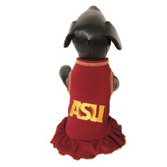 NCAA Arizona State Sun Devils Cheerleader Dog Dress (Team Color, X-Small)  @mrslono I think Truff needs this!  :)