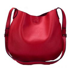 Vintage bag New American LUXURY Style Genuine Leather Women Shoulder Bag Brand Designer Cowhide handbags Skin Crossbody bag Cross Shoulder Bags, Leather Hobo Handbags, Red Color, Colour, Suspenders, Fashion Bags, Saddle Bags, Red Leather, Messenger Bag