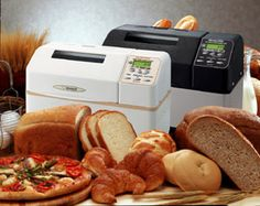 Find the best automatic breadmaker available on the web today. This sorts the best bread makers by customer review, programs and weight.