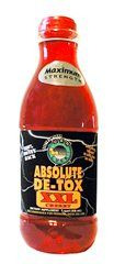 Absolute DeTox XXL Cherry Drink 32 oz *** Click affiliate link Amazon.com on image for more details.