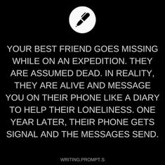 Jokes on you, I don't have a best friend.