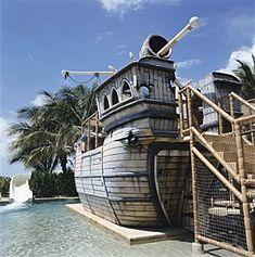 Playground: Pirate Ship