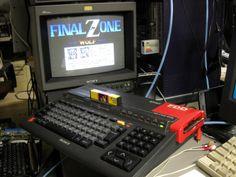 Sony MSX HB-F1XD.