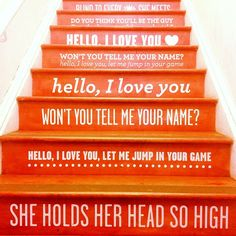 defo going to illustrate a staircase when we get a house.....