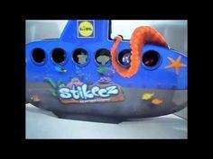 Stikeez von Lidl - aus dem Ozean - 2015 - Auspacken - Unwrapping - Ploppen - YouTube