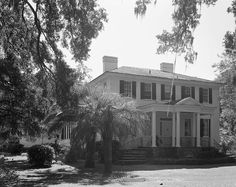 Beneventum Plantation, Georgetown County, SC. Earliest known date of existence is 1718. By 1829 John Julius Pringle owned the plantation, purchased in 1829. In 1843 Pringle died +his property was divided among his children. When Robert Pringle passed away, it was sold to George A. Trenholm, treasurer of the Confederate government, by Pringle's heirs. In 1866 Trenholm deeded the plantation to his son-in-law William Miles Hazzard.