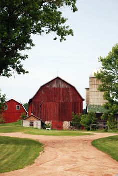 The Amish countryside near Marshfield, WI