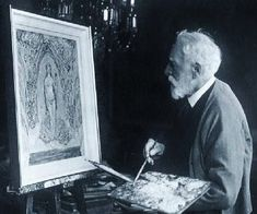 James Ensor - Belgian artist by James Ensor