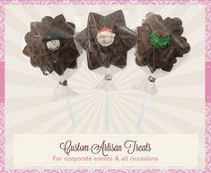 Christmas chocolate  pop  (12) #papergoods @EtsyMktgTool http://etsy.me/2j8Vsr8 #edibleimages #ediblefavors #chocolatepops