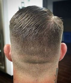 Nape Very Short Haircuts, Men's Haircuts, Cool Haircuts, Haircuts For Men, Hair And Beard Styles, Hair Styles, Buzz Cuts, Bald Fade, Shaved Head