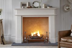 New Cost-Free Contemporary Fireplace woodburner Thoughts Modern fireplace designs can cover a broader category compared for their contemporary counterparts. Limestone Fireplace, Open Fireplace, Fireplace Surrounds, Fireplace Mantels, Mantles, Electric Fireplace, Fireplace Suites, Georgian Fireplaces, Federal