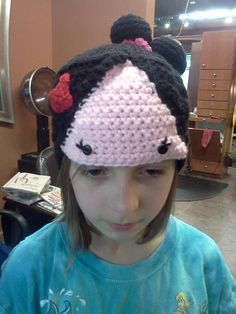 harajuku girls hat