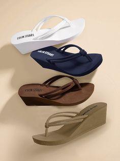 love. love. love these flip flops!  VS. $6.99
