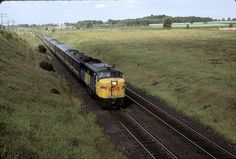 VIA - FPA4 - #6785 Date: 7/16/1985 Location: Newtonville, ONT