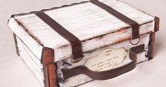 Manualidades como decorar caja de cartón ~ lodijoella