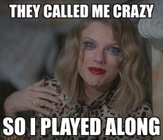 Hahahahahahahahahahahaha ohhhh Taylor