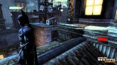 Batman: Arkham City Gameplay - Pierwsze Wrażenia