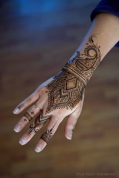 amazing work mehndi for hand and fingers #mehndi #mehndidesign