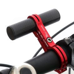 Bike Handle Bar Extender Bicycle Cycling Lamp Holder Mount Extension  FA
