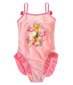 Elipcis   why pay more - Tinker Bell Swimsuit   Pink , £9.95 (http://www.elipcis.com/tinker-bell-swimsuit-pink/)