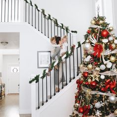 7 Tips To Beat Holiday Stress And Turn Hassle Into Joy - Our Mindful Life Merry Little Christmas, Noel Christmas, Winter Christmas, All Things Christmas, Xmas Holidays, Christmas Morning, Favorite Holiday, Holiday Fun, Holiday Decor