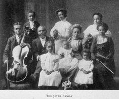 Jeter Family