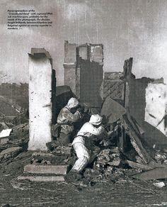 """German Division """"Grossdeuschland """" north of Kharkov, 1943"""