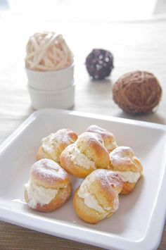 For chantilly cream