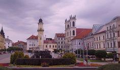 Banska Bystrica Námestie