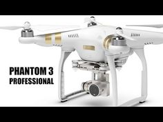 DJI Phantom 3 Professional Edition First Flight - HeliPal.com