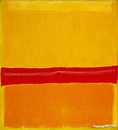 Mark Rothko b. New York part Mark Rothko was born Marcus Rothkowitz on Septemb. Mark Rothko Paintings, Rothko Art, Tachisme, Willem De Kooning, Jackson Pollock, Abstract Painters, Abstract Art, Art Moderne, Action Painting